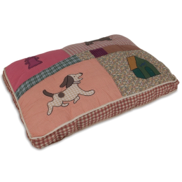 Petmate Quilted Novelty Pet Bed 30 in x 40 in