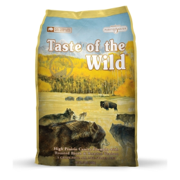 Taste of the Wild High Prairie Canine Formula 15 lb
