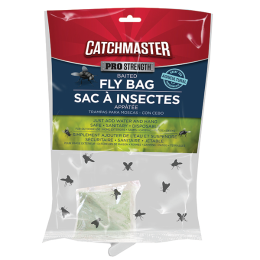 Catchmaster Pro Series Baited Fly Bag Trap