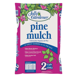 Jolly Gardener Pine Mulch 2 cu ft