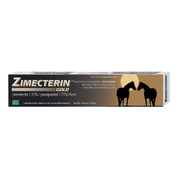 Zimecterin Gold Paste For Horses
