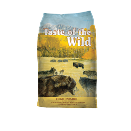 Taste Of The Wild High Prairie Canine Formula 28 lb