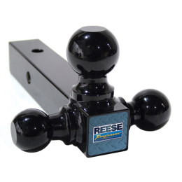 Reese Towpower Tri-Ball Draw Bar With 3 Balls