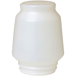 Little Giant Plastic Screw-On Waterer Jar 1 gal