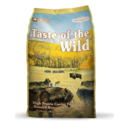 Taste of the Wild High Prairie Canine Formula 5lb