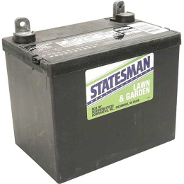 Statesman Lawn & Garden & Garden Wet Battery Right 12-Volt