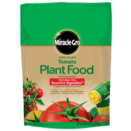Miracle-Gro Water Soluble Tomato Plant Food 3 lb