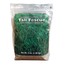 "Southern States Low Endophyte ""Forage Type"" in Tall Fescue 3 lb"