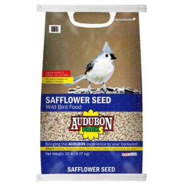 Audubon Park Safflower Seed Wild Bird Food 20 lb