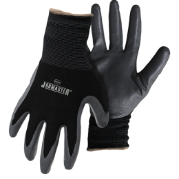 Boss Jobmaster Nitrile-Coated Palm Glove Large