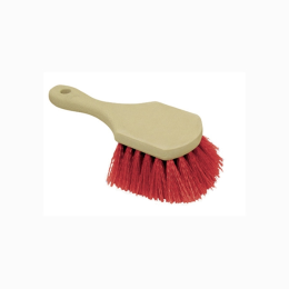 O-Cedar Utility Brush With Polypro Bristles 8 in