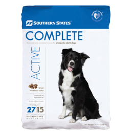 Southern States Complete Active Dog Food 50 lb