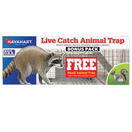 Havahart Live Catch Animal Traps 2 Pack