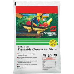 Southern States Premium Vegetable Grower Fertilizer 40 lb