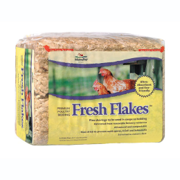 Manna Pro Fresh Flakes Poultry Bedding 12 lb