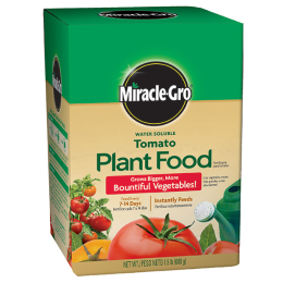 Miracle-Gro Water Soluble Tomato Food 1.5 lb