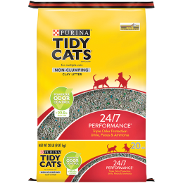 Tidy Cats 24/7 Performance Cat Litter 20 lb