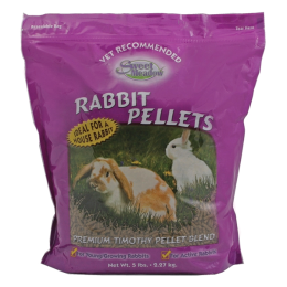 Sweet Meadow Rabbit Pellets 10 lb