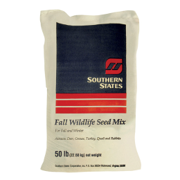 Southern States Fall Wildlife Seed Mix 50 lb