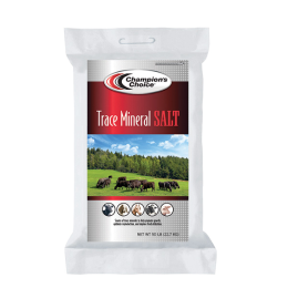 Champion's Choice Trace Mineral Salt 50 lb