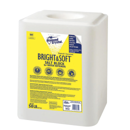 Diamond Crystal Bright & Soft Brine Block 50 lb