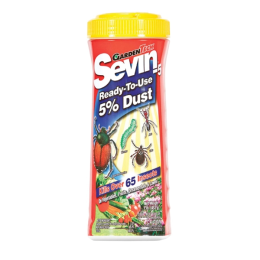 Sevin -5 Ready-To-Use 5% Dust 1 lb