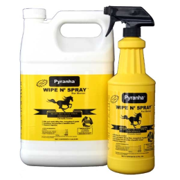 Pyranha Wipe N Spray 1 gal