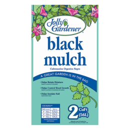 Jolly Gardener Black Mulch 2 cu ft