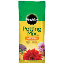 Miracle-Gro Potting Mix 2 cu ft