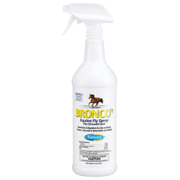 Farnam Bronco-e Equine Fly Spray 32 oz