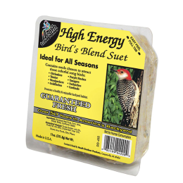 Heath High Energy Bird's Blend Suet 11 oz