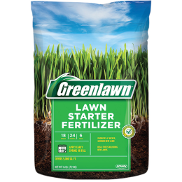 Greenlawn Lawn Starter Fertilizer 18-24-6 5 M