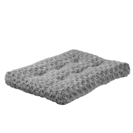 Quiet Time Deluxe Ombre Pet Bed Grey/Charcoal