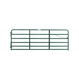 Tarter 6 Bar Extra Heavy-Duty Bull Gate 12 ft