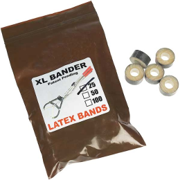 Wadsworth Manufacturing Eze XL Bander Latex Bands Bag/25