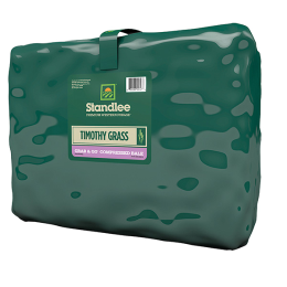 Standlee Premium Timothy Grass Grab & Go Compressed Bale 50 lb