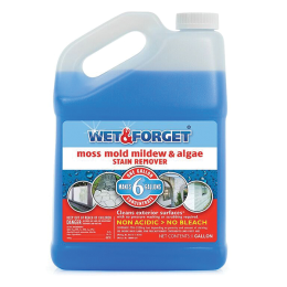 Wet & Forget Moss, Mold, Mildew & Algae Stain Remover 1 gal