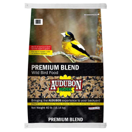Audubon Park Premium Blend Wild Bird Food 40 lb