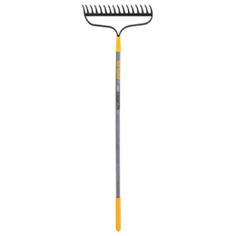 True Temper Welded Bow Rake with Wood Handle 57 in
