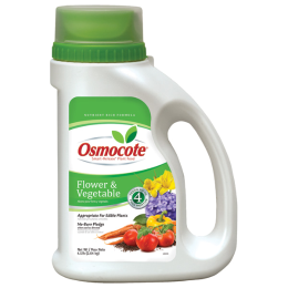 Osmocote Flower & Vegetable Plant Food 4.5 lb