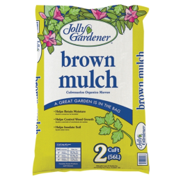 Jolly Gardener Brown Mulch 2 cu ft