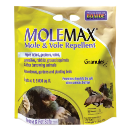 Bonide MoleMax Mole and Vole Repellent 10 lb