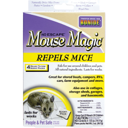 Bonide Mouse Magic Repellent 4 Pack