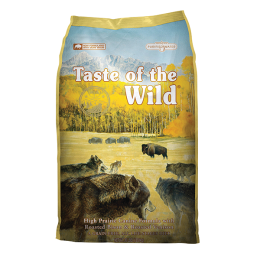 Taste of the Wild High Prairie Canine Formula 30 lb