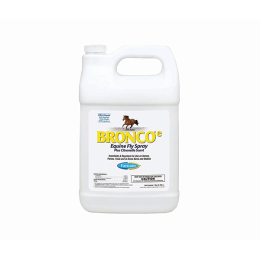 Farnam Bronco E Equine Fly Spray 1 gal