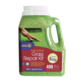 Encap Fast Acting Grass Repair Kit 400 sq ft