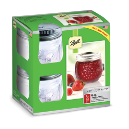 Ball Collection Elite Design Series Jam Jars 4 Pack