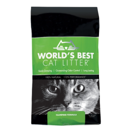 World 's Best Cat Litter Clumping Formula 14 lb