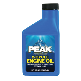 Peak 2-Cycle Engine Oil 8 oz