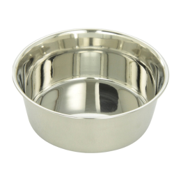 Indipets Stainless Steel Pet Dish 1 qt